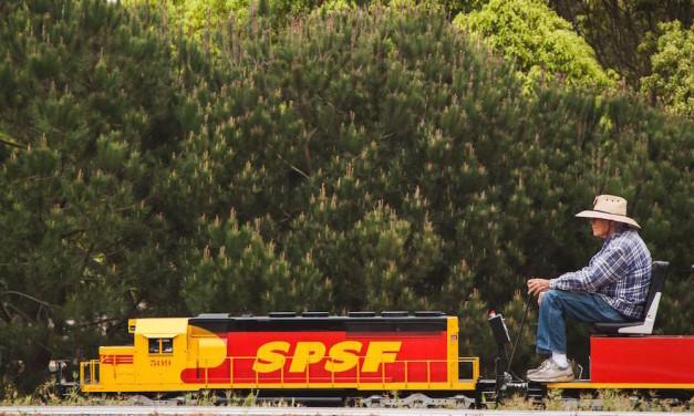 OCME: Come On Ride The Train!