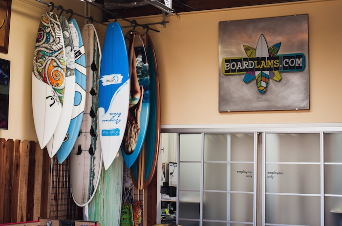 Board Lams, Boardlams, Uhuru Surfcraft, The Pocket Knife, Soulcraft, John Reinhard, Surf, Surfing, Costa Mesa, I Heart Costa Mesa