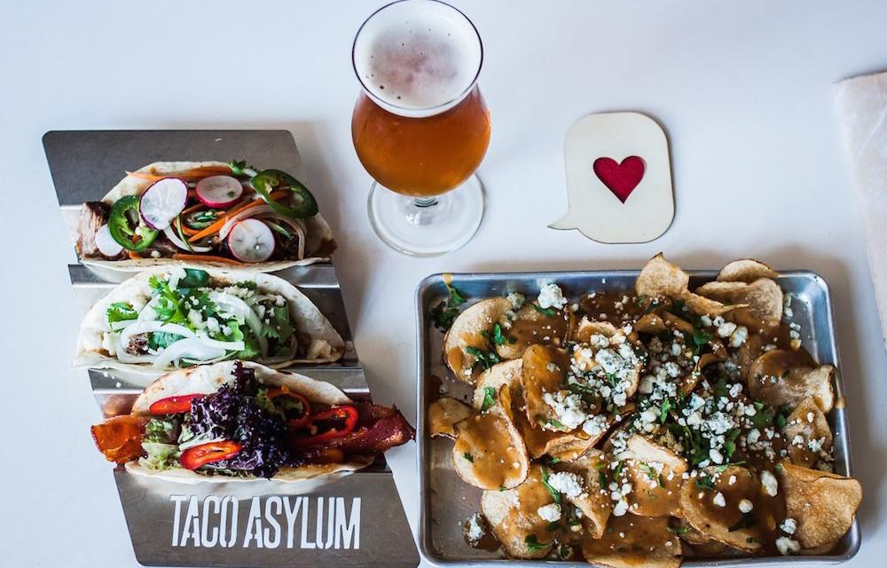Mouthful Of Madness: Taco Asylum