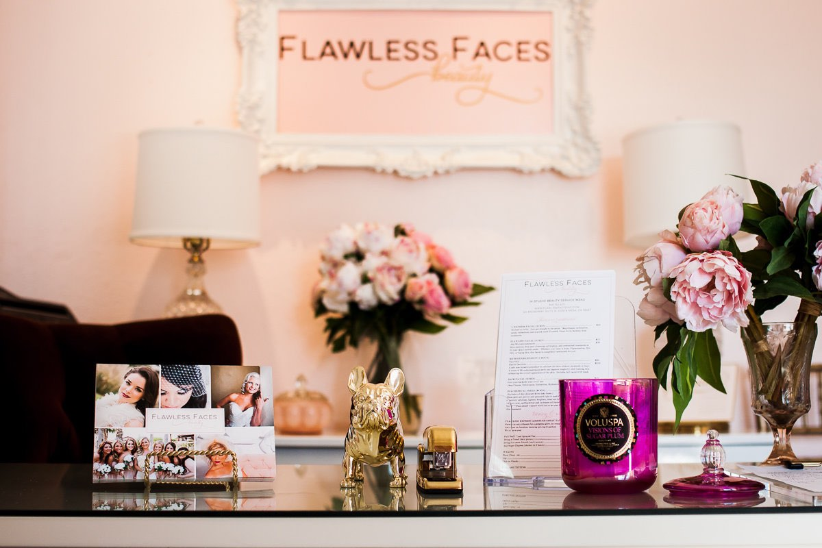 Not Afraid To Get Girly: Flawless Faces Beauty In Eastside Costa Mesa