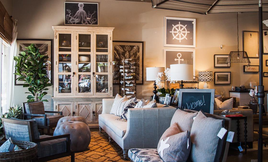 Fully Furnished: The Showroom has Furniture and Accessories Galore, and It's Always Changing
