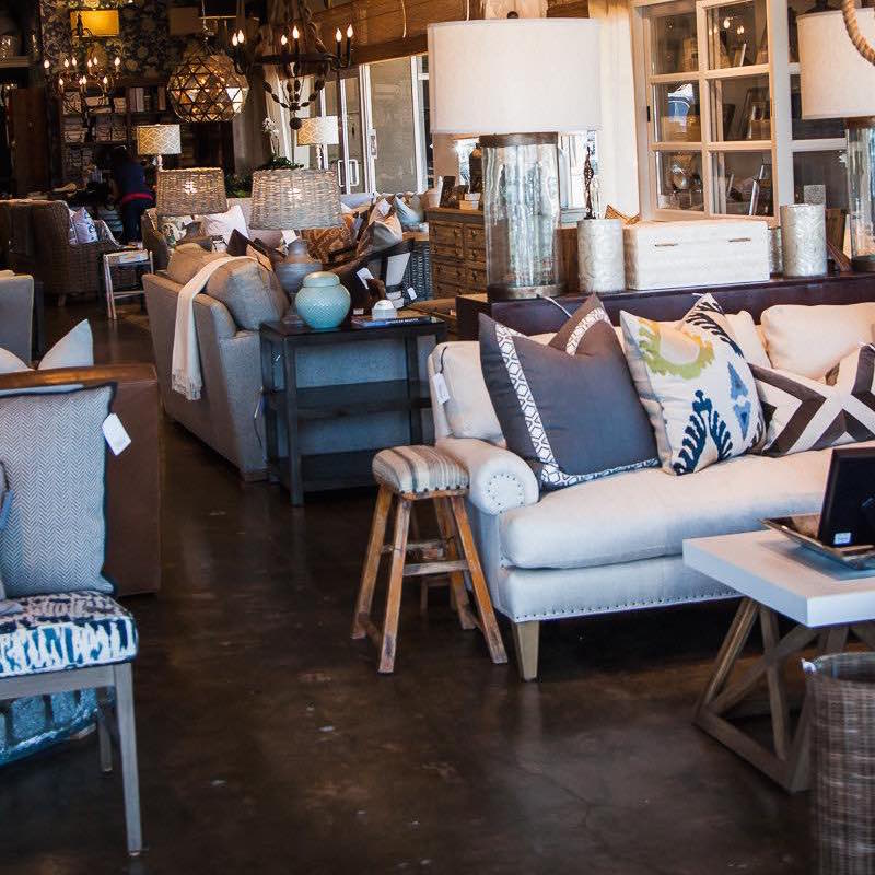 Pillows, Pillows Everywhere: The Showroom at Gatehouse Interior Design