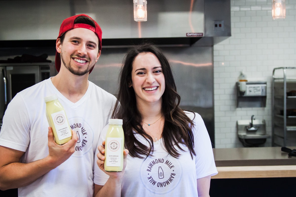 Doing Costa Mesa proud: We are loving what these young entrepreneurs are doing in the space of healthy, dairy alternatives