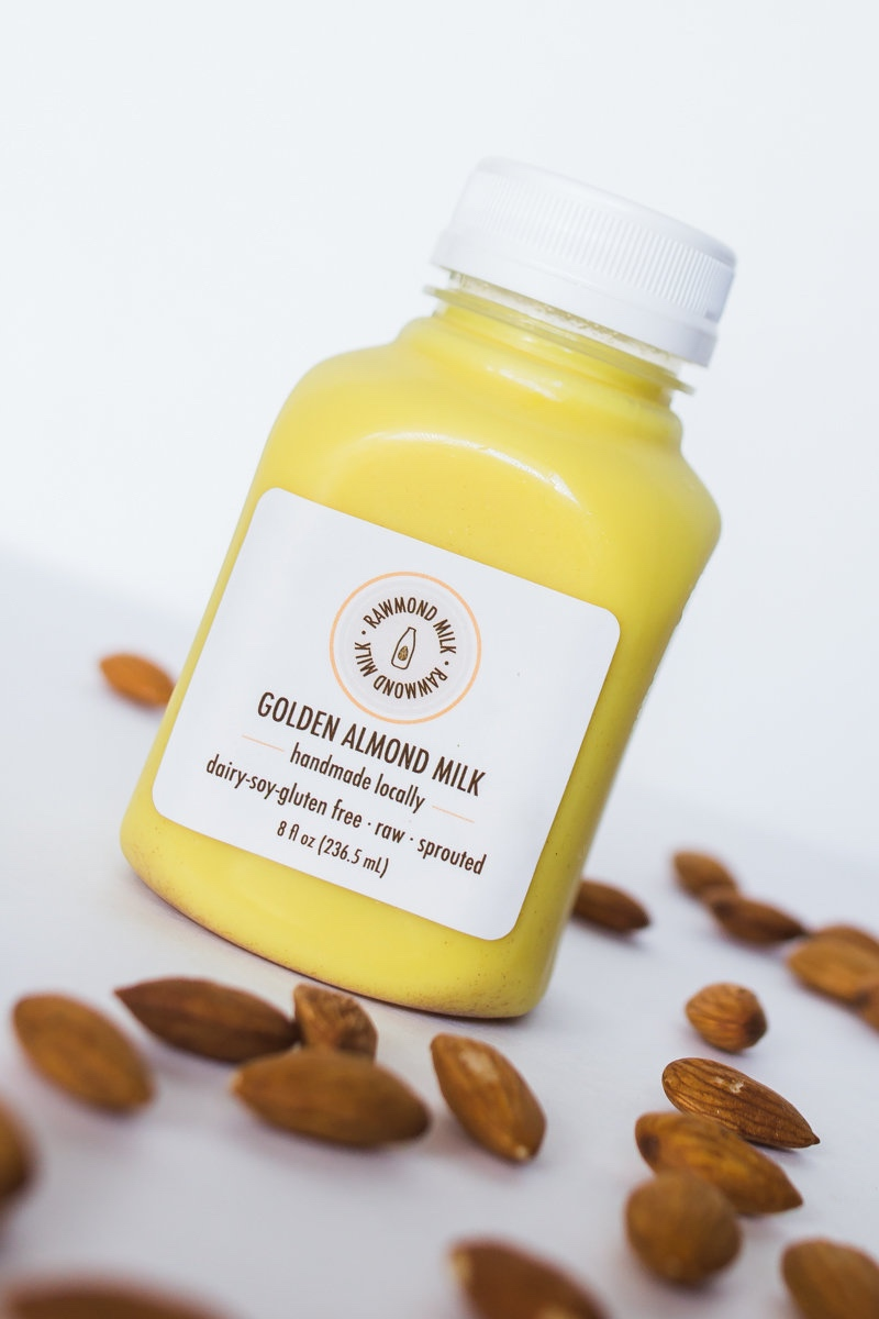 Raw, sprouted goodness - made by hand and with love - in Costa Mesa, California
