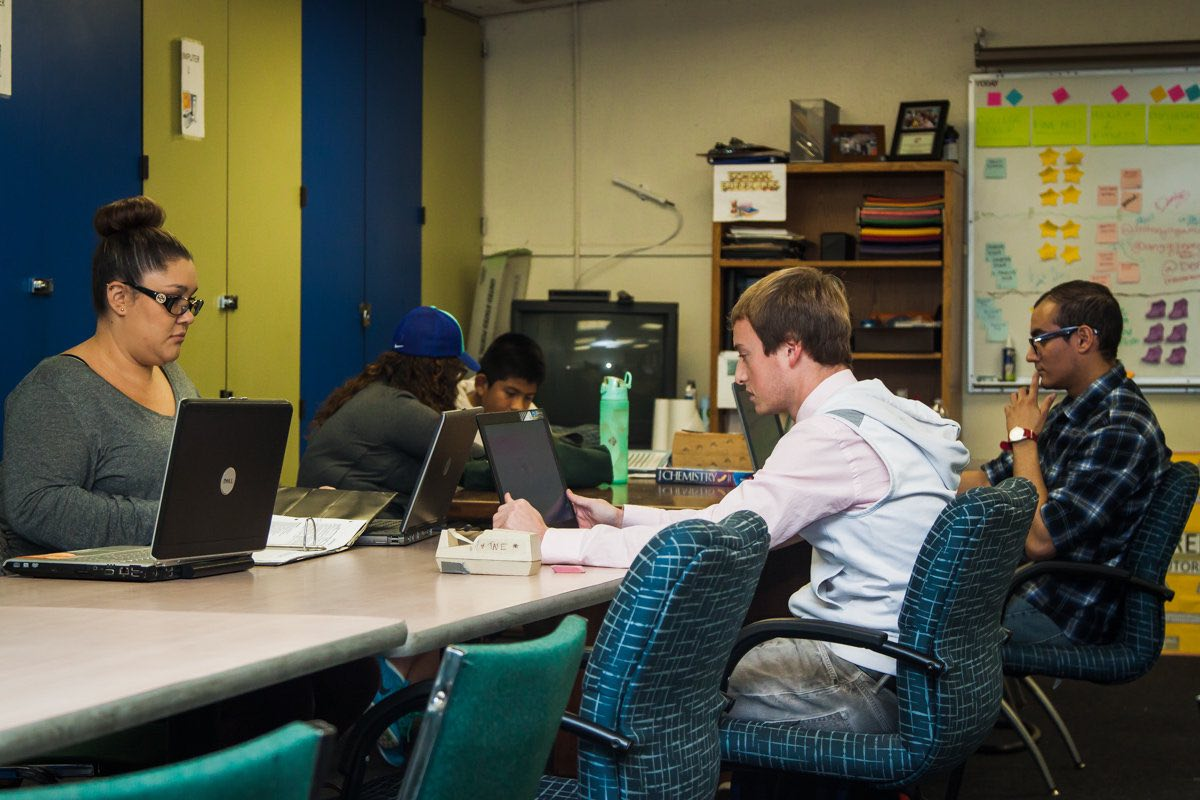 "A Safe Place To Study: SOY Offers Homework Help, Tutoring And A ""Studious"" Environment"