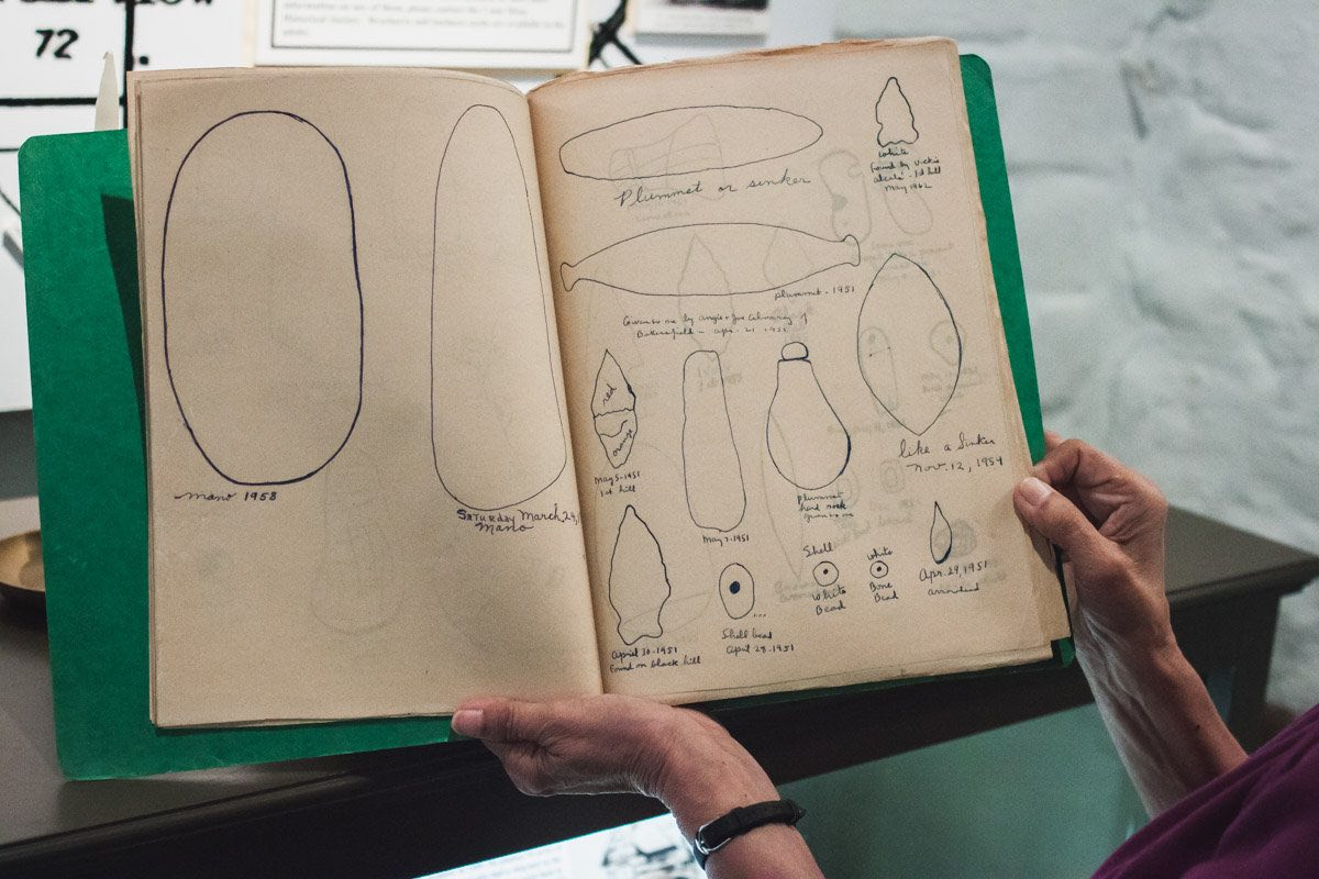 Vicki Alcala-Kelley Shares The Beautiful, Meticulous, Hand-Drawn Artifact Journal Kept By Her Mother, Frances Alvarez Alcala