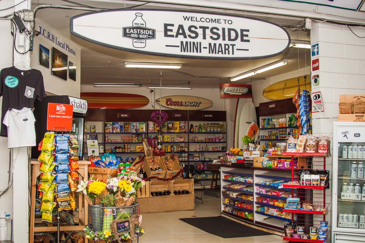 So Much To Choose From: Eastside Mini-Mart Bills Itself As A Blend Of Whole Foods And 7-11