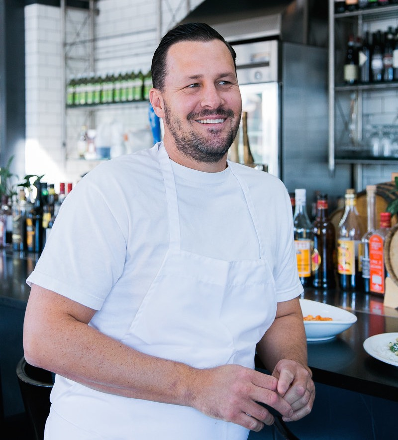 Under The Direction of Executive Chef Justin Miller, Pizzeria Ortica Is A Modern Take On Traditional Italian Food, In Costa Mesa, California.