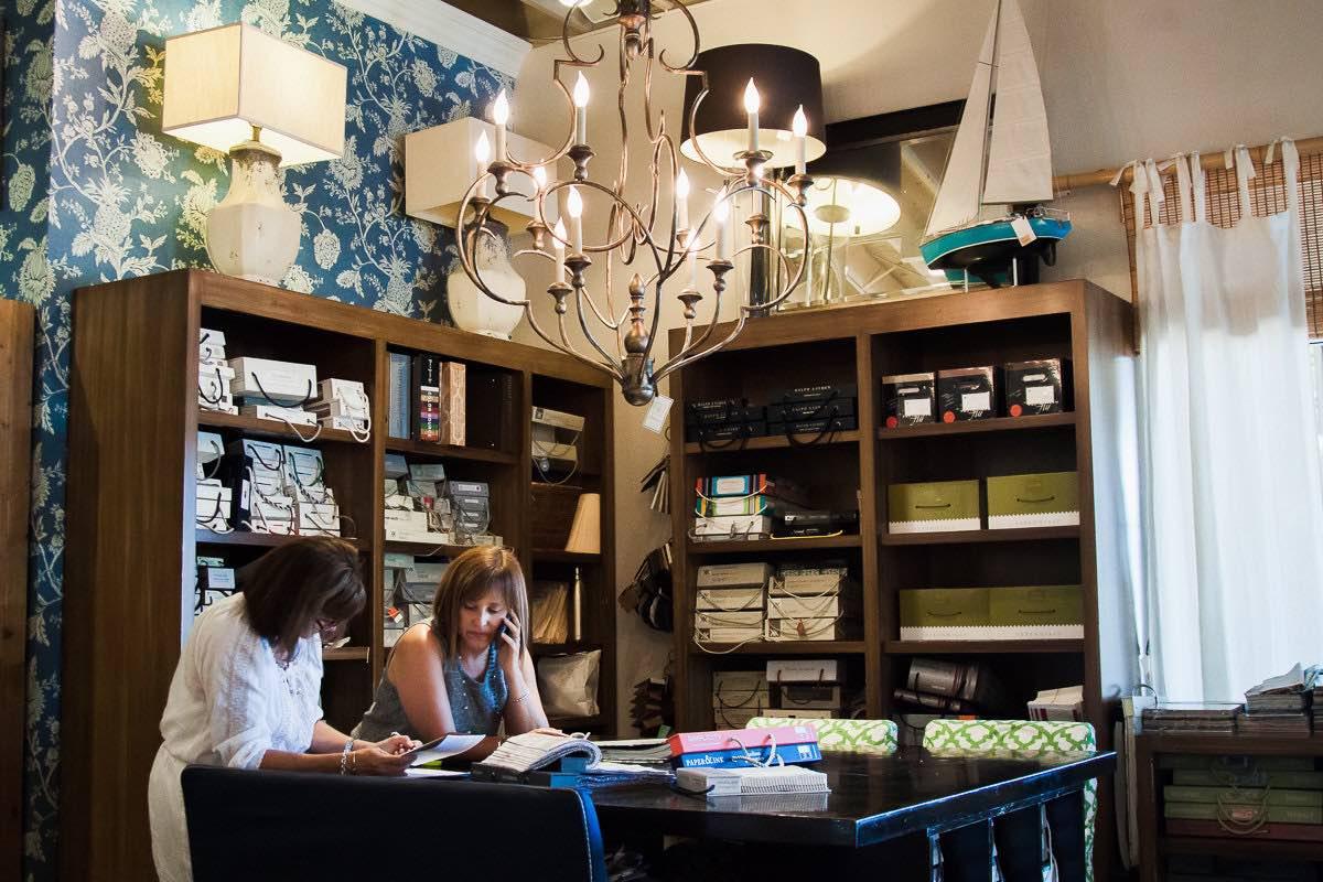 Interior Designer, Kim Sankey, Works from her 17th Street Showroom in Eastside Costa Mesa