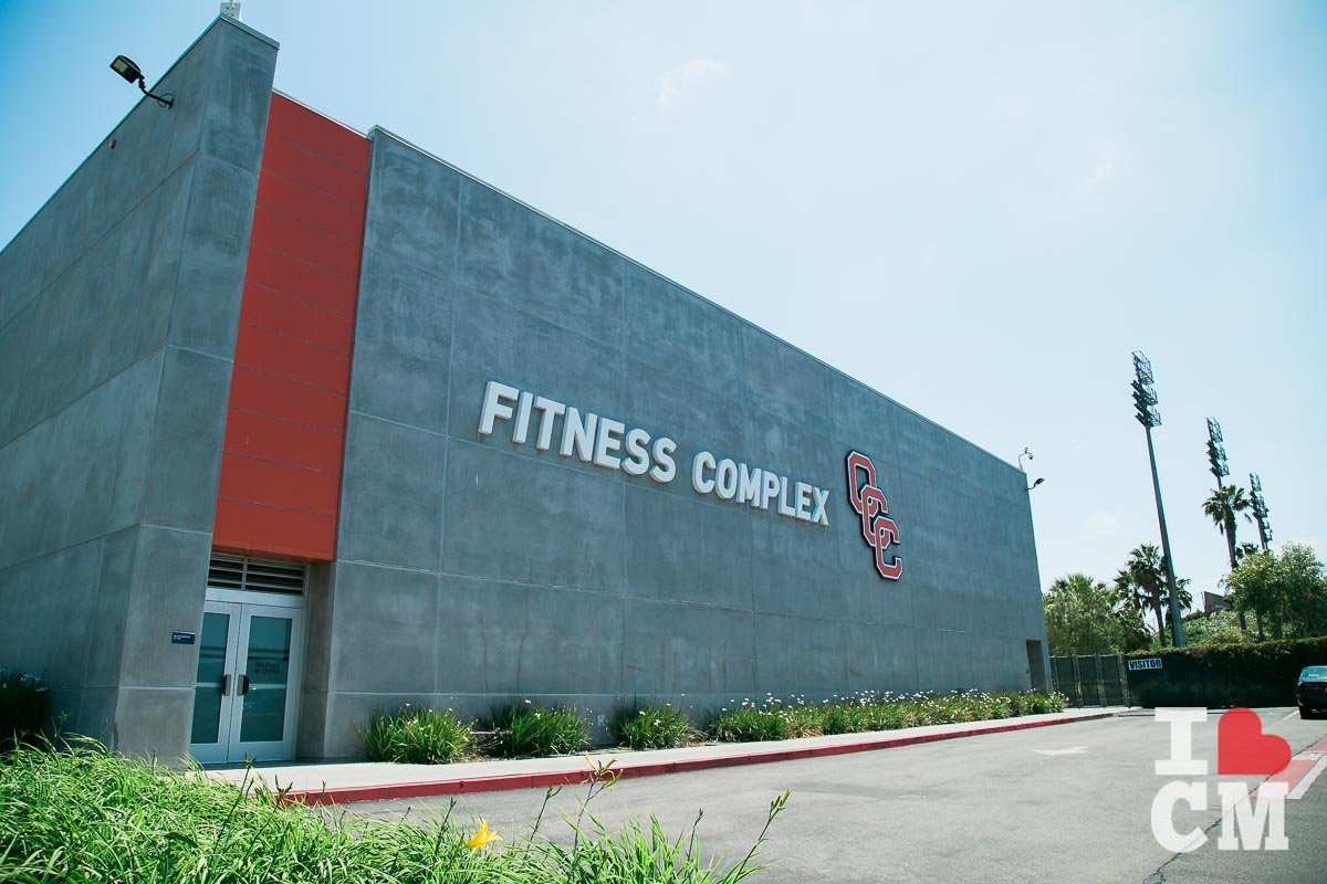 Orange Coast College: The Beautiful New Fitness Complex