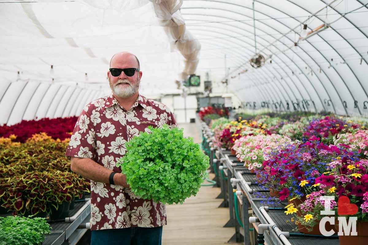 Holy Horticulture! Rick Harlow Heads The Horticulture Department at Orange Coast College
