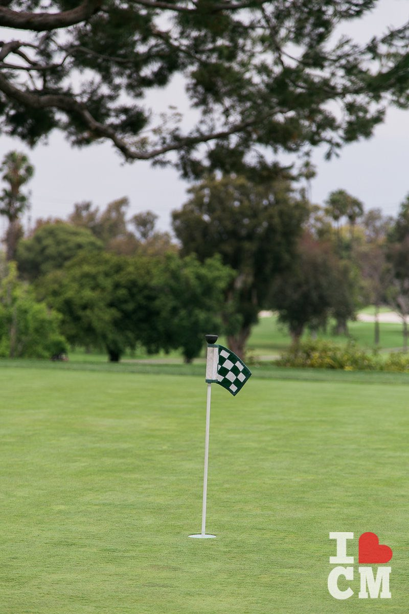 Checkered Flag at Mesa Verde Country Club in Costa Mesa
