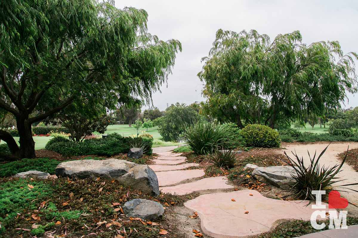 Down The Garden Path: Beautiful, Landscaped Gardens Give Way To Lush, Manicured Greens