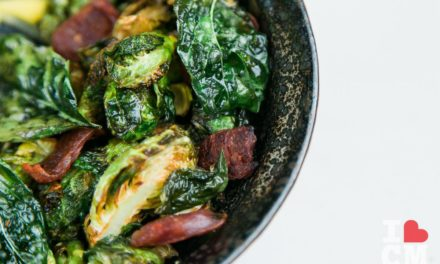 Local Recipe: Chef Chun's Crispy Brussels Sprouts