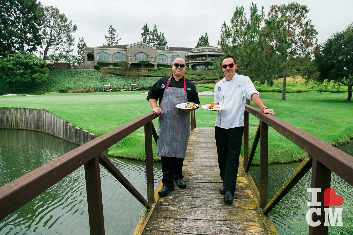 Recipes From Mesa Verde Country Club: Executive Chef Chris Chun, Pictured Here With Sous Chef Joey Rojas, Shares His Recipe For Crispy Brussel Sprouts with I Heart Costa Mesa