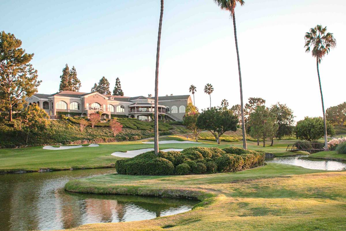 Historic Hidden Jewel: The Mesa Verde Country Club at 3000 Club House Road in Costa Mesa
