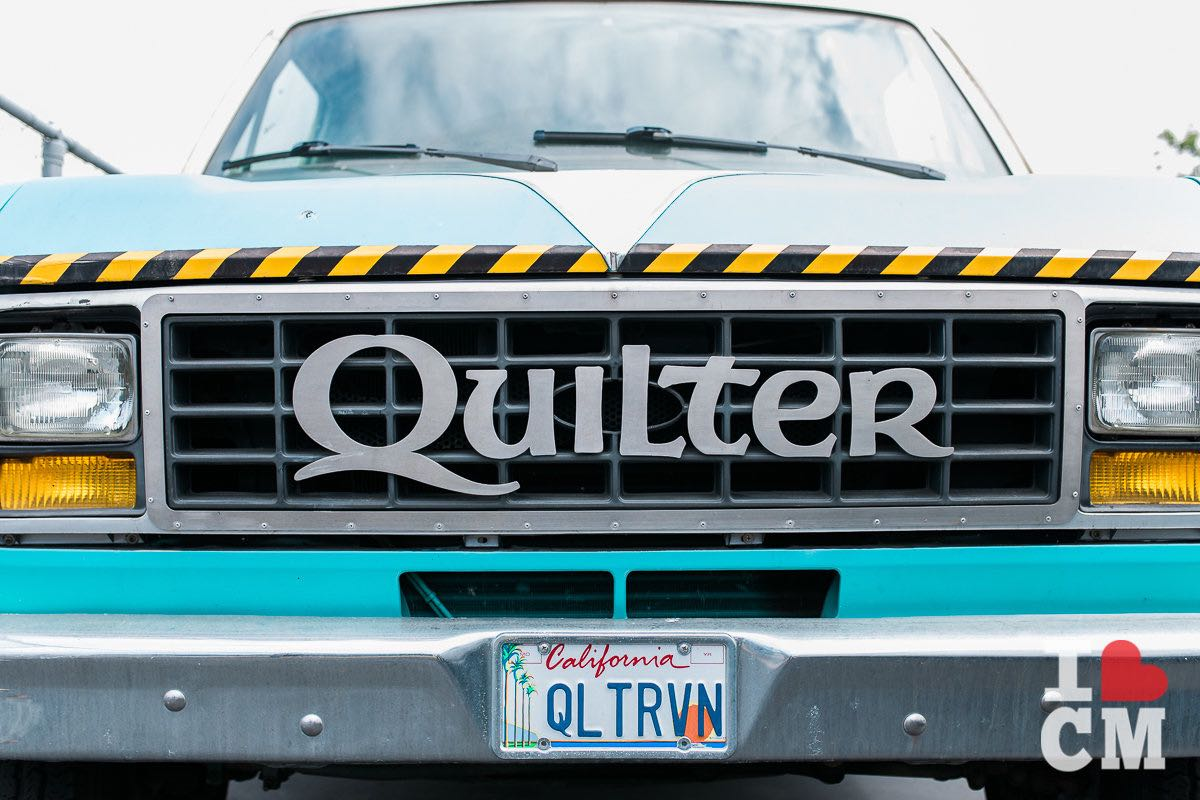 Making His Mark: The Quilter Name Is All Over This Local Manufacturing Operation