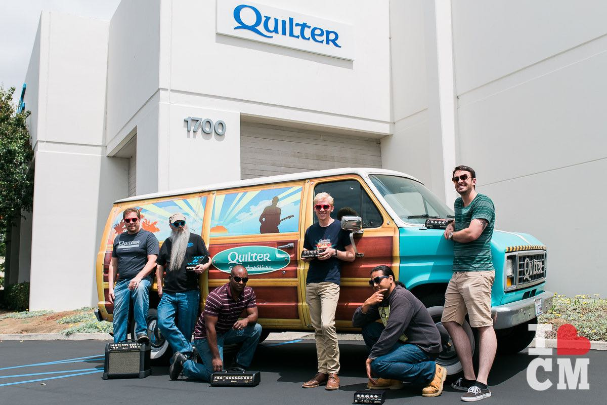 Thank You to Quilter Labs for Sharing Your Story with I Heart Costa Mesa