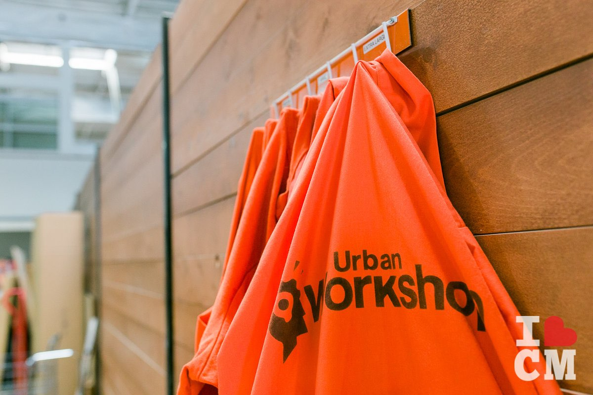 Suit Up: Get Ready To Work at Urban Workshop, Costa Mesa in Orange County, California