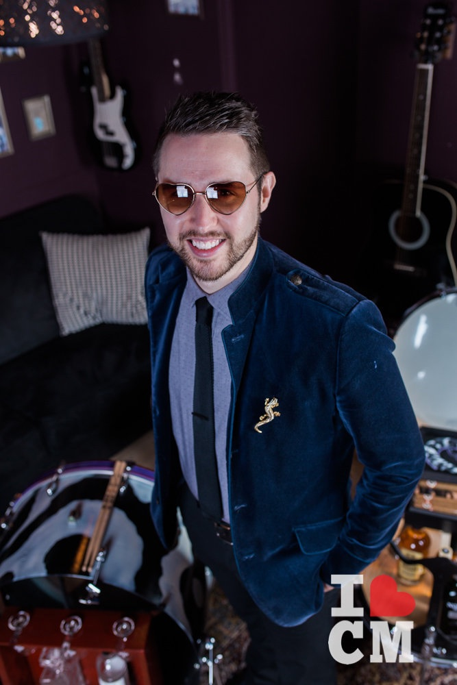 Eric Berringer (aka Cullen Van Stouden), Drummer, King Salamander