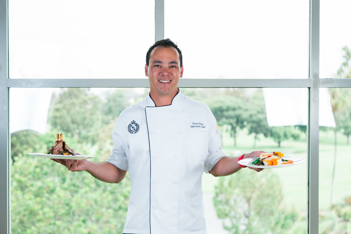 Recipes From Mesa Verde Country Club: Executive Chef, Chris Chun, Shares His Recipe For 'Prime New York Steak For Two' with I Heart Costa Mesa