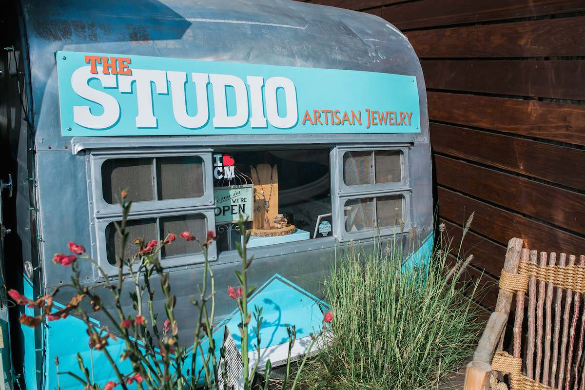 The Studio At The Camp: Artisan, Handmade Jewelry at 2937 Bristol Street, Costa Mesa in Orange County, California
