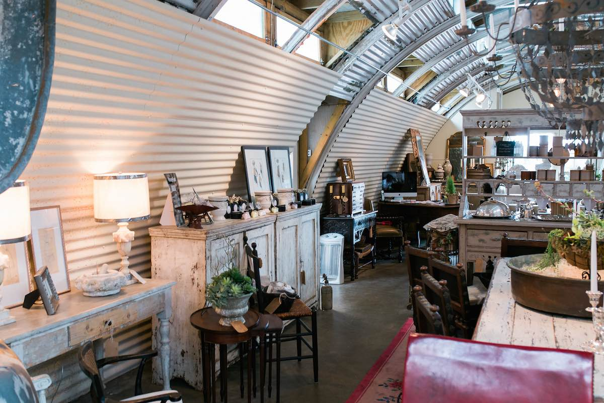 The French Container: Antiques, One Of A Kind Finds And Design
