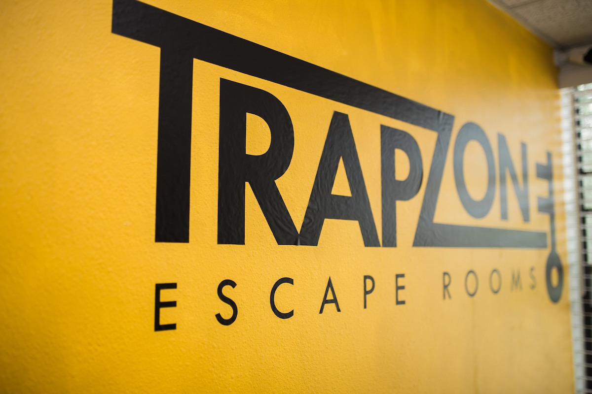 Trapzone Escape Rooms (Costa Mesa, California)