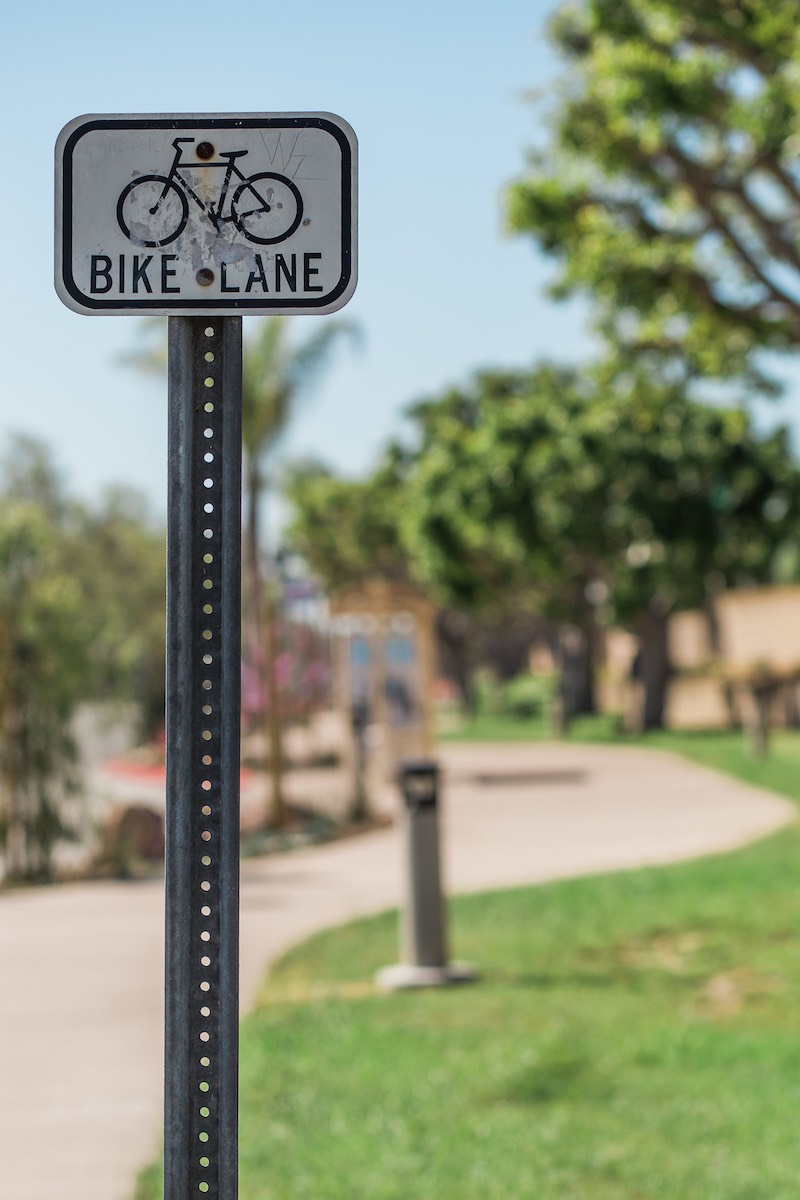 Life In The Bike Lane: Costa Mesa Becoming More Bicycle Friendly