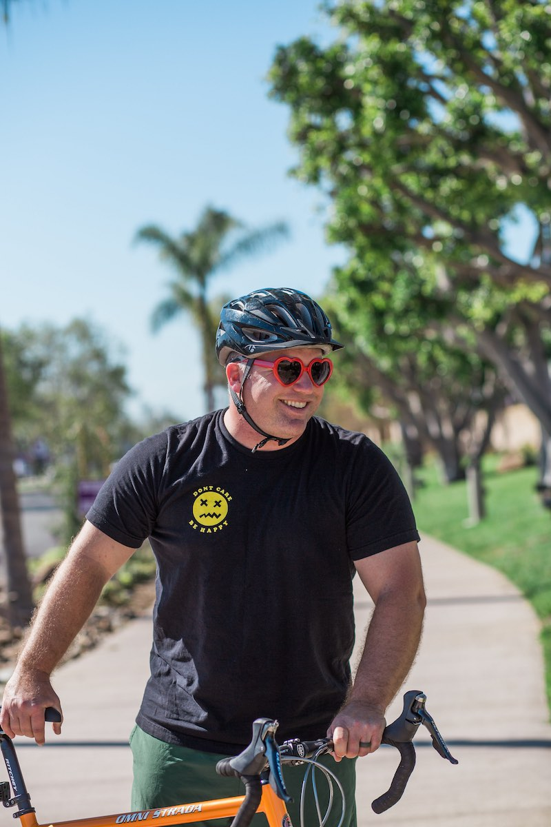 Jim Erickson: Long-Time Local With A Passion For Bikeability (Costa Mesa, California)
