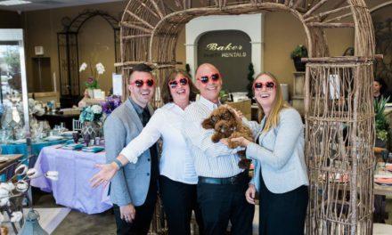 Soirée Mainstay: Baker Party Rentals