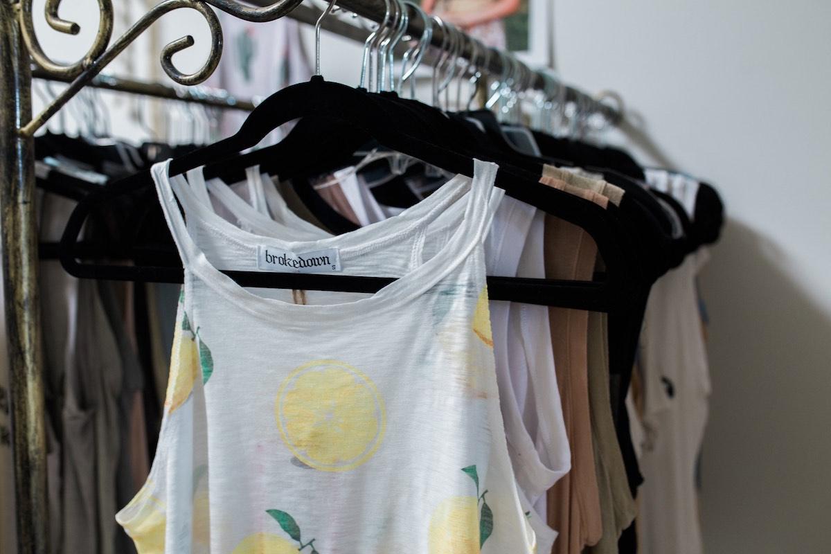 I Heart Costa Mesa Go For Broke Brokedown Clothing