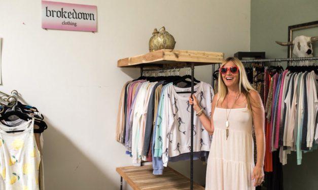 Go For Broke: Brokedown Clothing