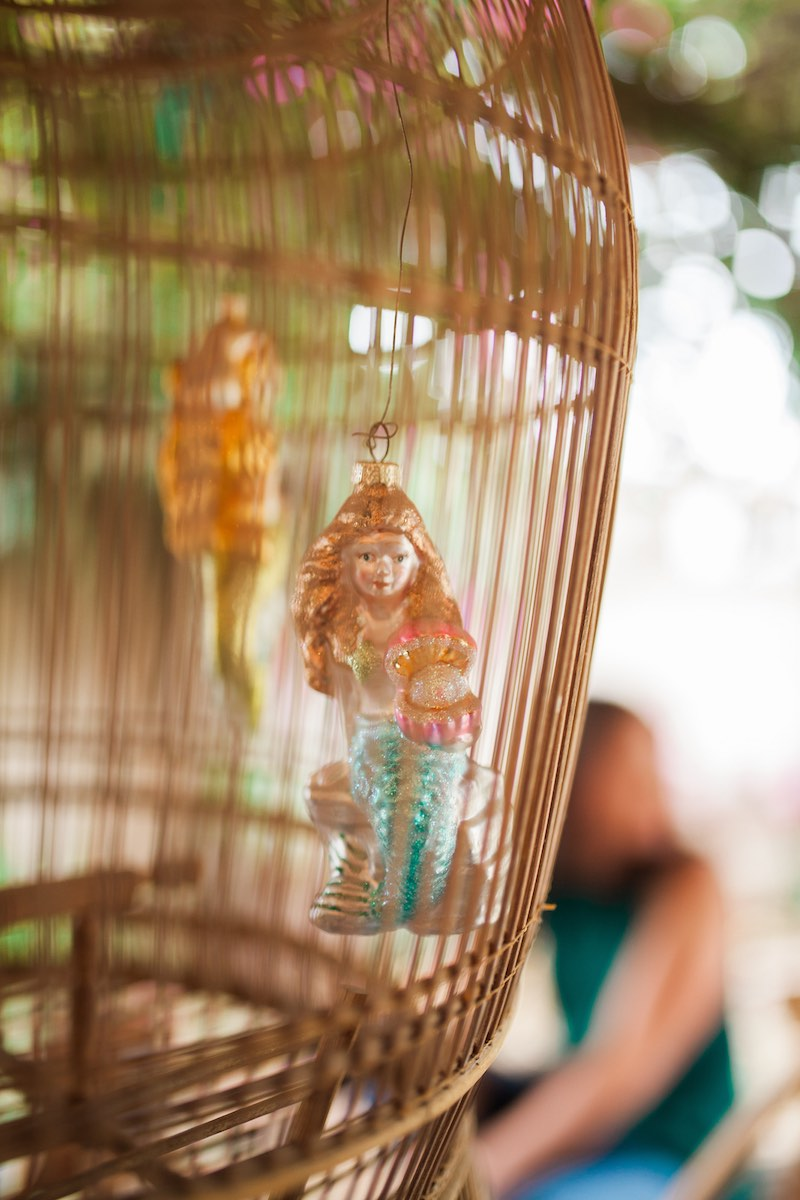 Mermaids In A Birdcage, Reggio Emilia Kids Camps And Classes at Camp Lila in Mesa del Mar, Costa Mesa