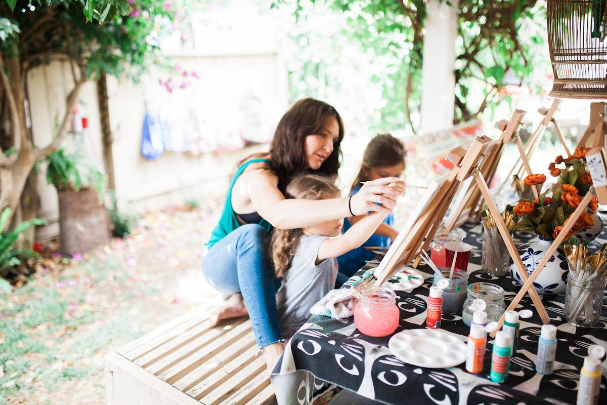 Camp Lila is Based on the Reggio Emilia Approach Which is Rooted in Child-Directed, Experiential and Relationship-Driven Learning (Costa Mesa, California)