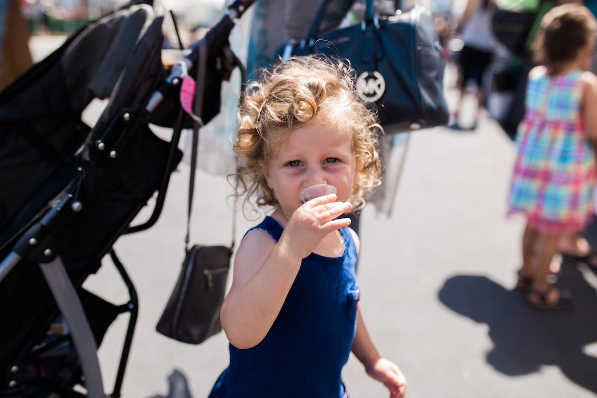 Kids Love Samples: SOCO Farmers' Market is a Family-Friendly Saturday Morning Outing (Costa Mesa, CA)