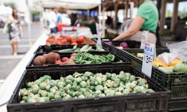 Farm It Out: SOCO Farmers' Market