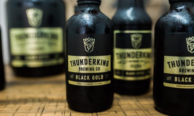 Thunderking: Taking Cold Brew By Storm