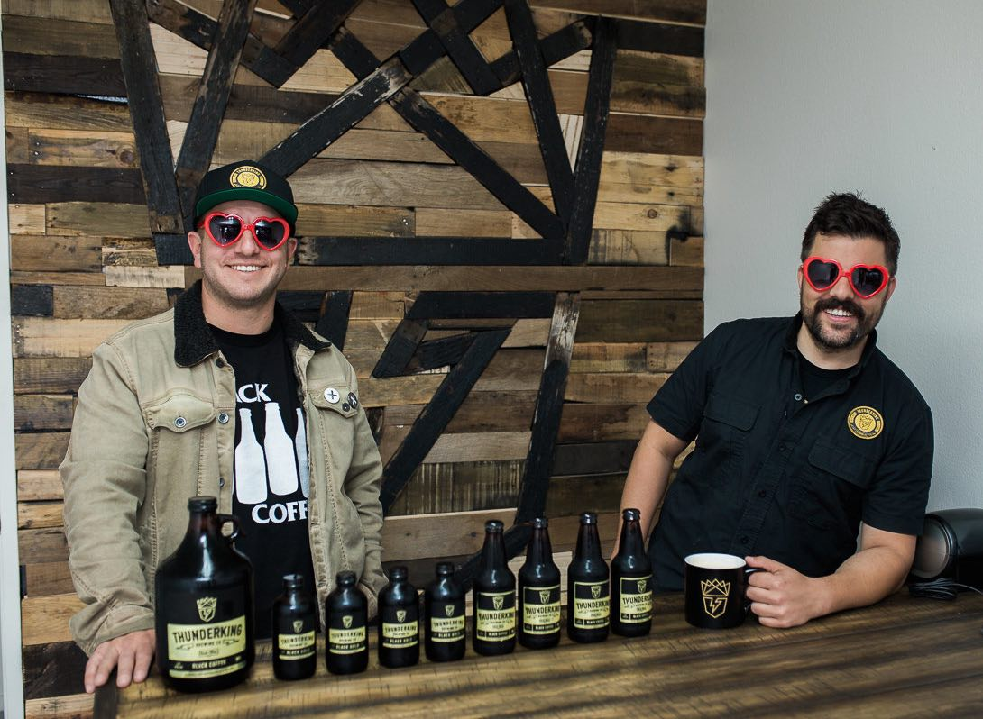 Thank You Thunderking: We Heart All The Caffeinated Goodness Dean And Brian Are Bringing To Costa Mesa...Keep It Up!
