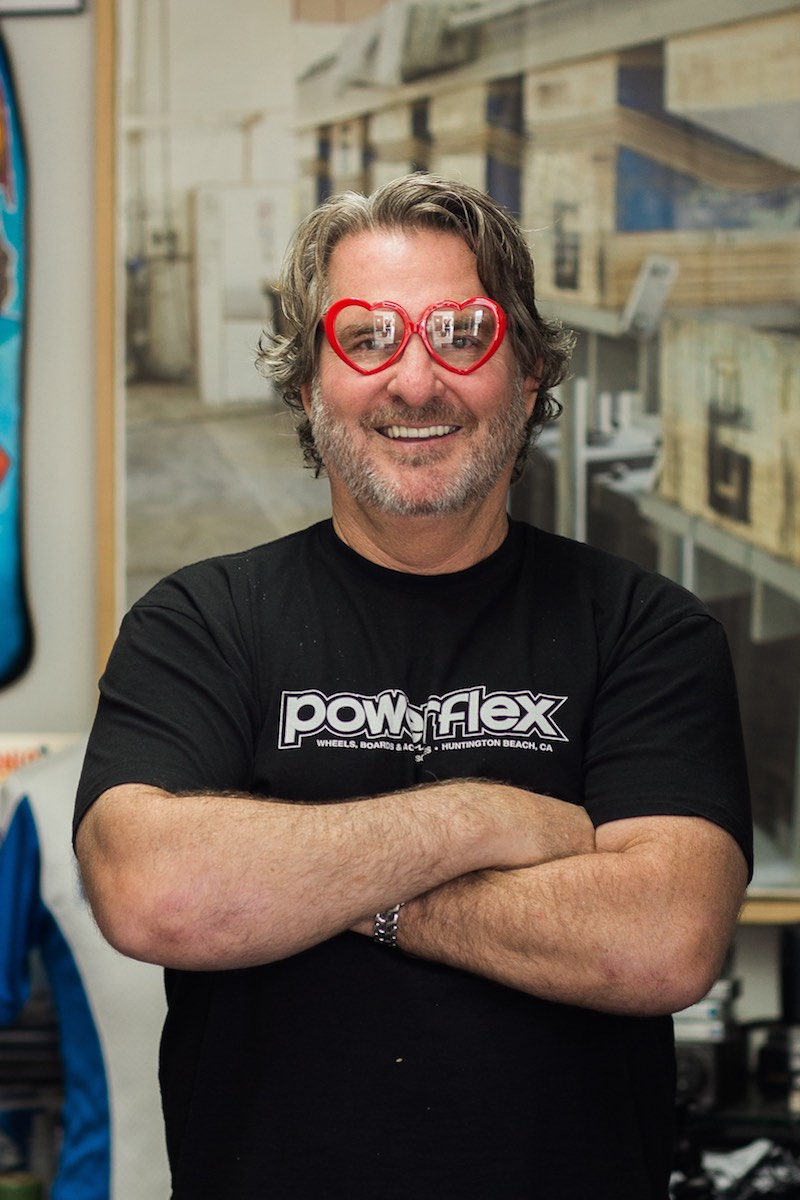 Hearting Costa Mesa: Jim Gray of Inkgenda / Powerflex Wheels in Westside Costa Mesa, California