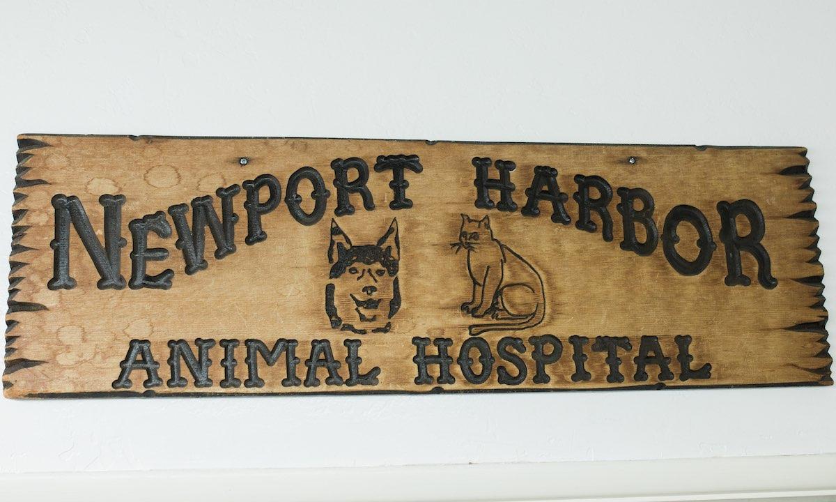Costa Mesa's Newport Harbor Animal Hospital in Eastside Costa Mesa, California