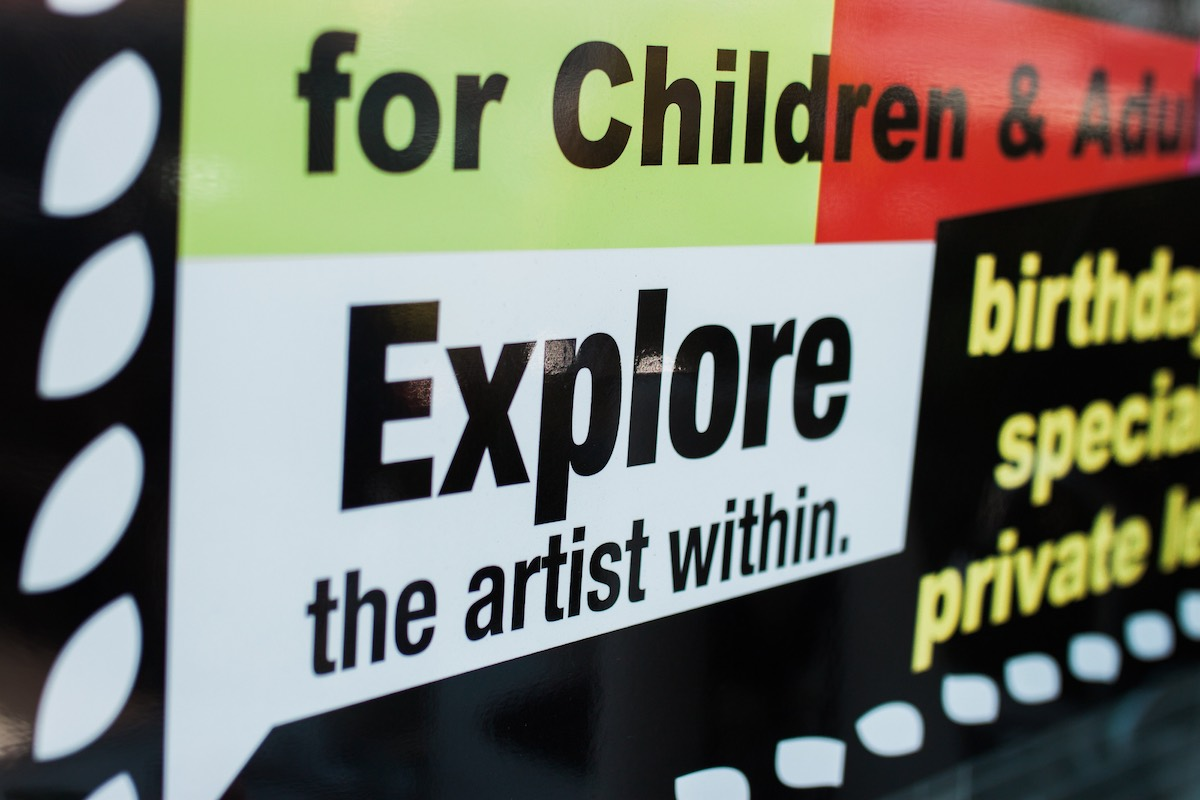 Explore The Artist Within at Lisa Albert Art Studio in Eastside Costa Mesa, California