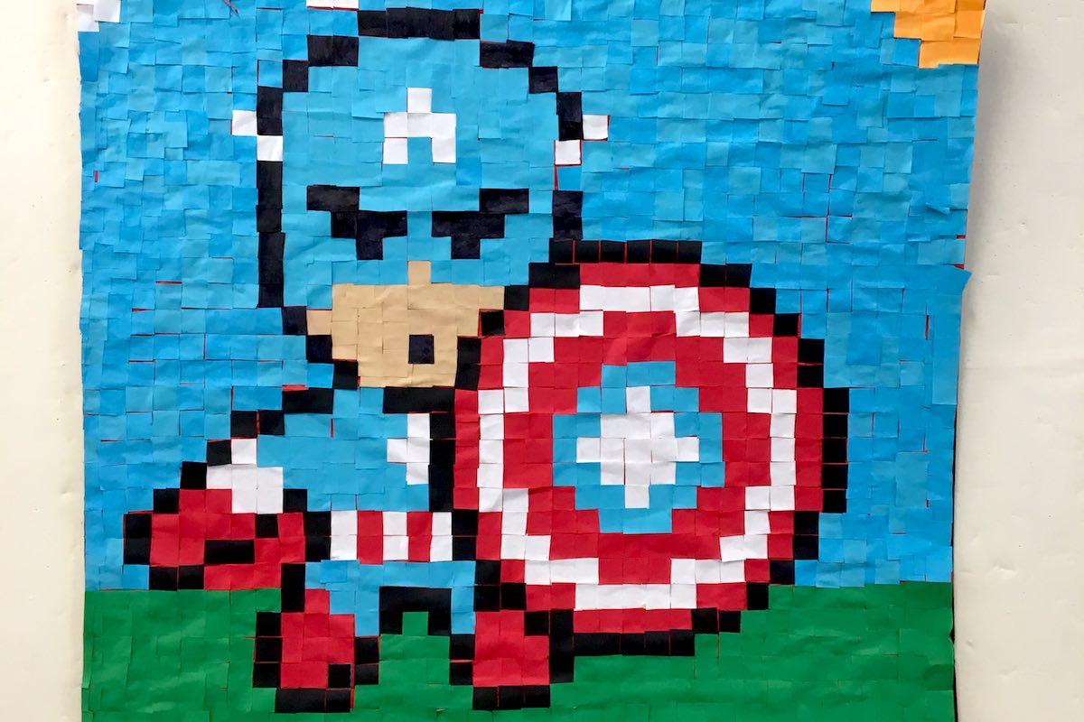 I Heart Costa Mesa: Costa Mesa Cultural Arts Committee Utility Box Public Art Project, Costa Mesa, California