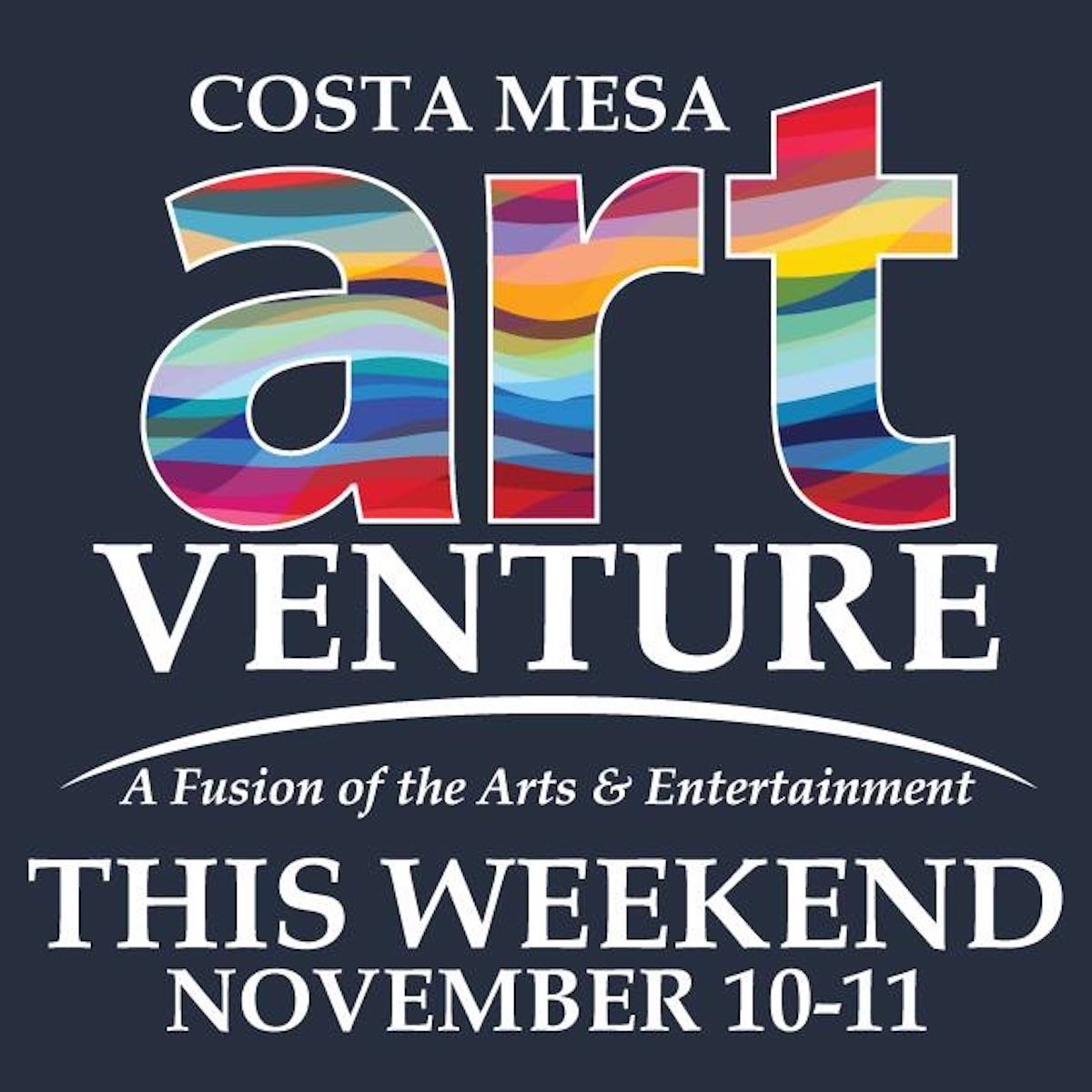 ARTventure at SOCO and The OC Mix, hosted by the Costa Mesa Cultural Arts Committee in Costa Mesa, California