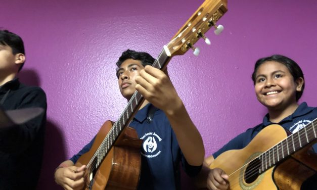 Banding Together: Mariachi Juvenil Herencia Michoacana