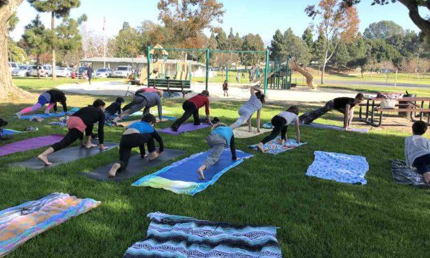 Day 27: Yoga A GoGo