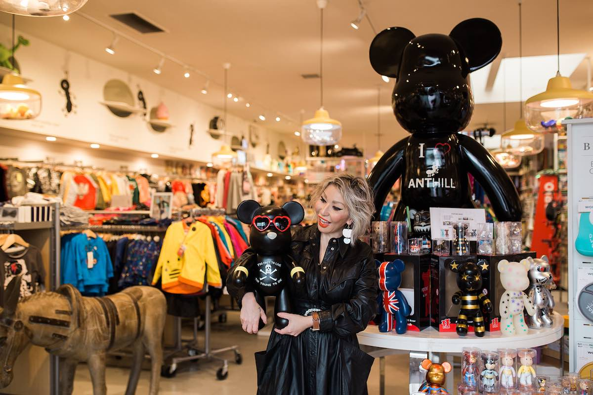 Thank you, Elvira Kud, and Anthill Fashion Market, for sharing your story with I Heart Costa Mesa!