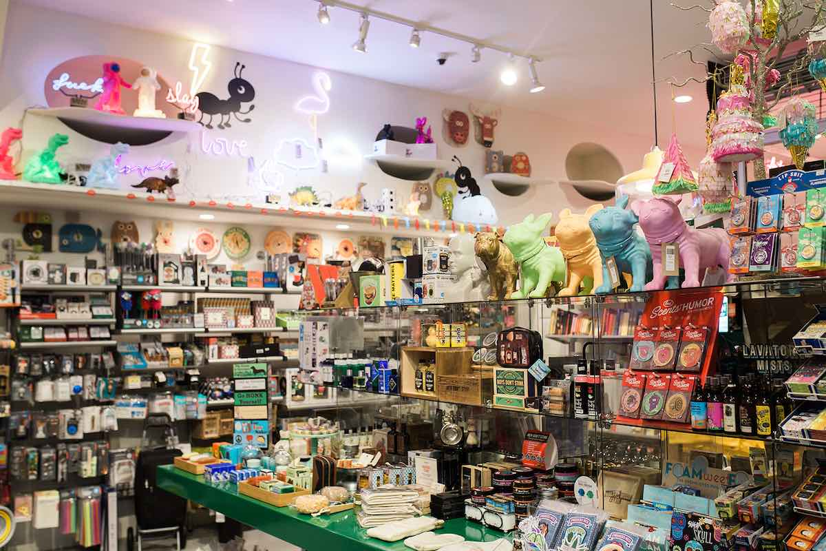 I Heart Costa Mesa: Great gifts, novelties and apparel at Anthill Fashion Market in Eastside Costa Mesa, California. (photo: Brandy Young)
