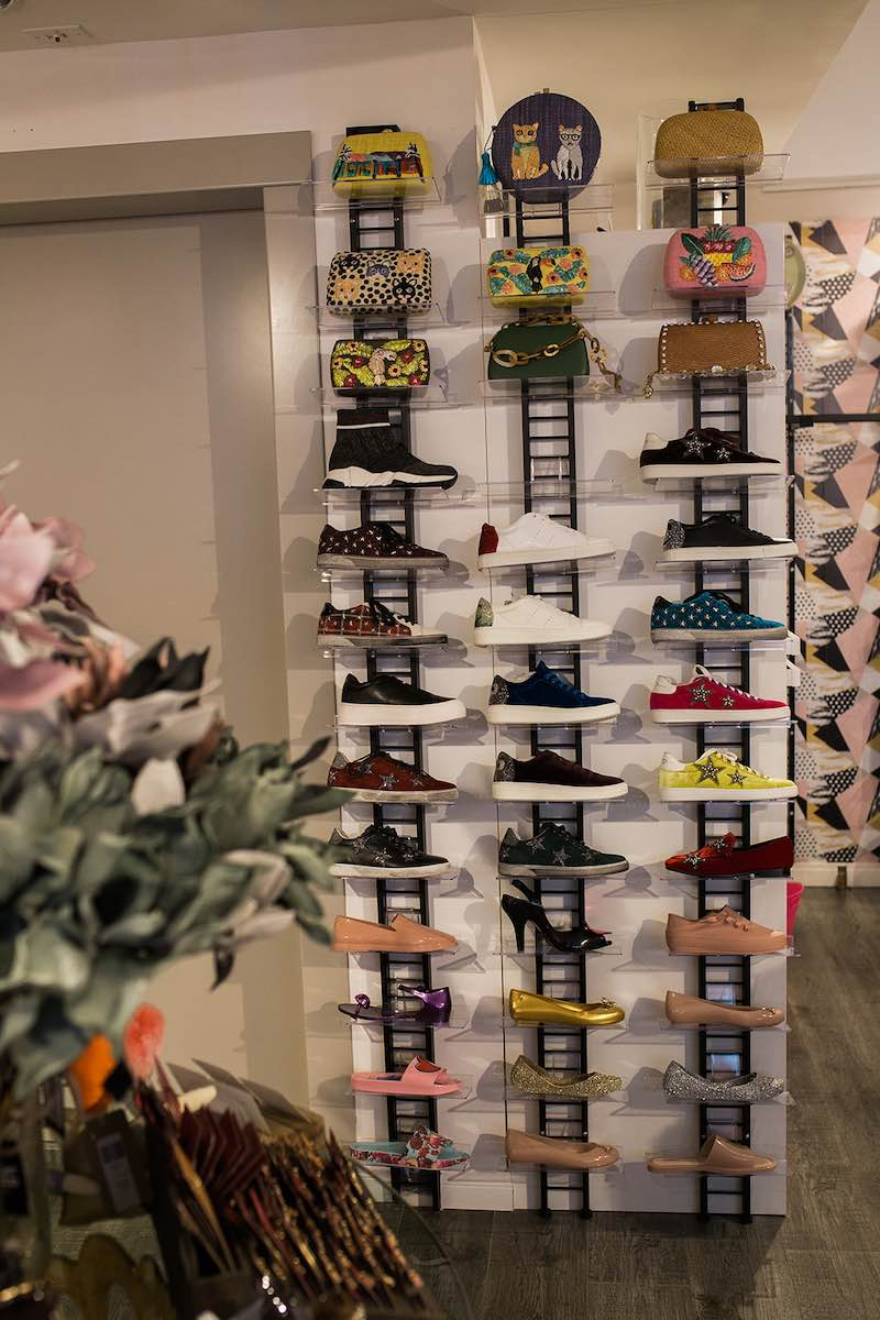 I Heart Costa Mesa: Cute sneakers selection at Anthill Fashion Market in Costa Mesa, California. (photo: Brandy Young)