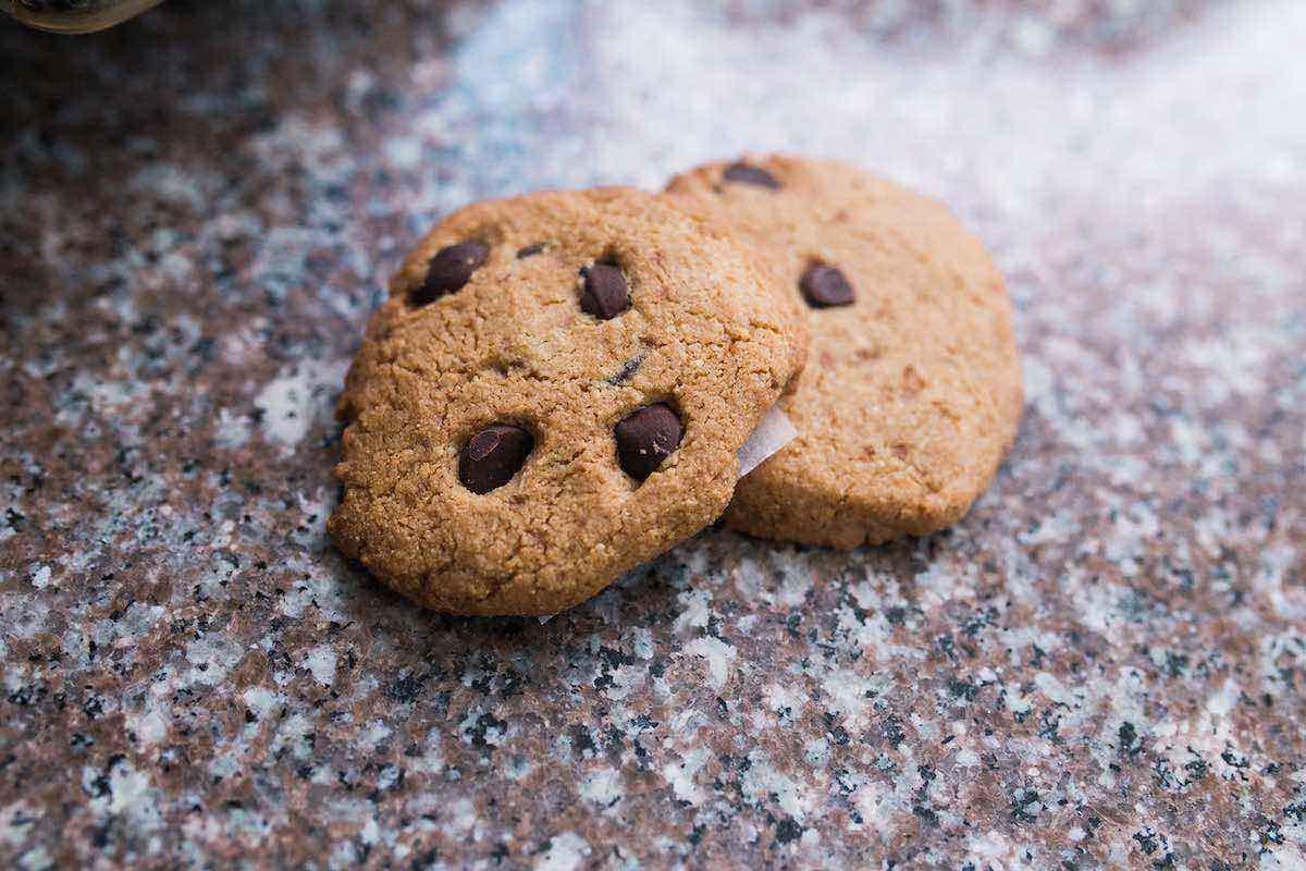I Heart Costa Mesa: Gluten Free Chocolate Chip Cookies at Lavender Lane Baking Co. in Costa Mesa, Orange County, California. (photo: Brandy Young)